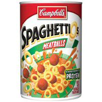 Campbell's Spaghetti-Oh Oh's [Inside the Label]