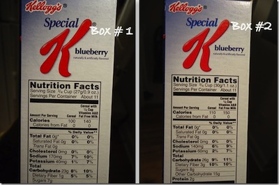 A Case For Reading Food Labels | Fooducate