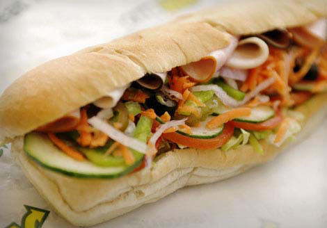 Subway's Dubious Nutrition Claims