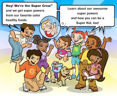 SuperKids Nutrition – A Shared Vision for a Healthier America