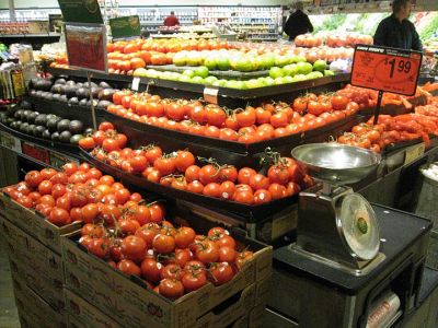 Government: Dismal Consumption of Fruits and Vegetables