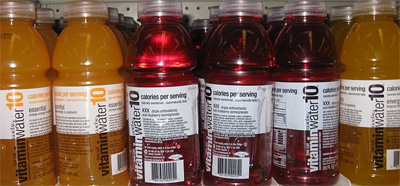 Judge: Lawsuit against Deceptive Vitamin Water IS Justified
