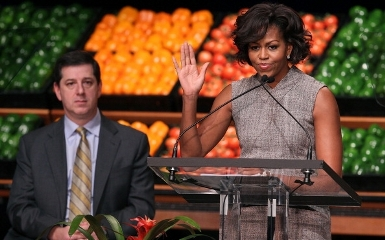 "Four Thoughts on Michelle Obama's ""Let's Move"" Campaign, Celebrating First Anniversary"