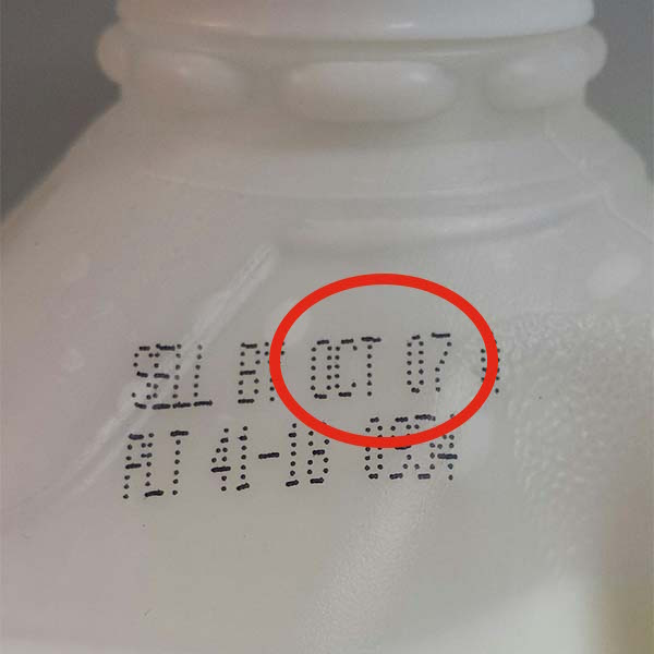 Can Milk Be Drink After Expiration Date