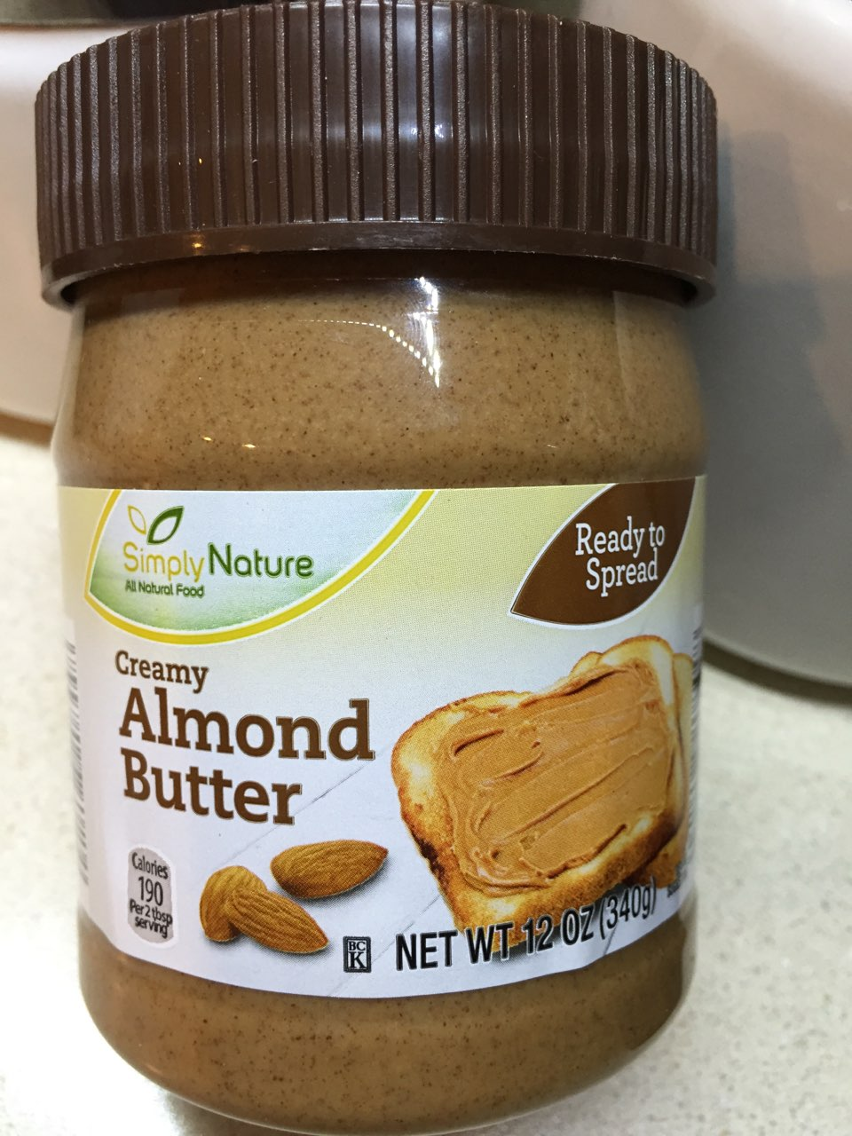 how to make almond butter creamy