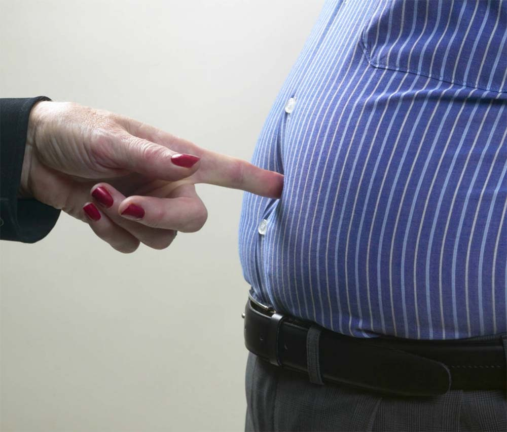 Does Stomach Size Change When We Lose Or Gain Weight Fooducate