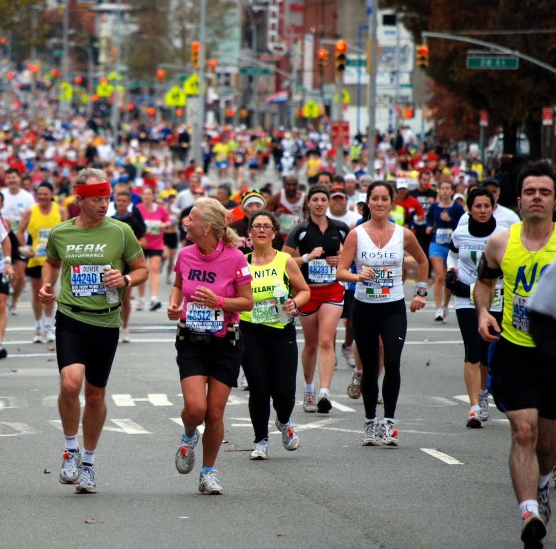 Training For A Marathon And Still Not Losing Weight Read This
