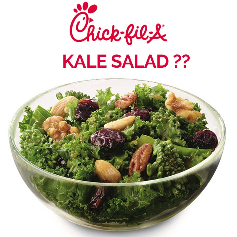 recipe: chick fil a kale salad review [2]