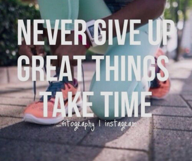 Good Morning Everyone Dont Give Up If You Dont See Results Right