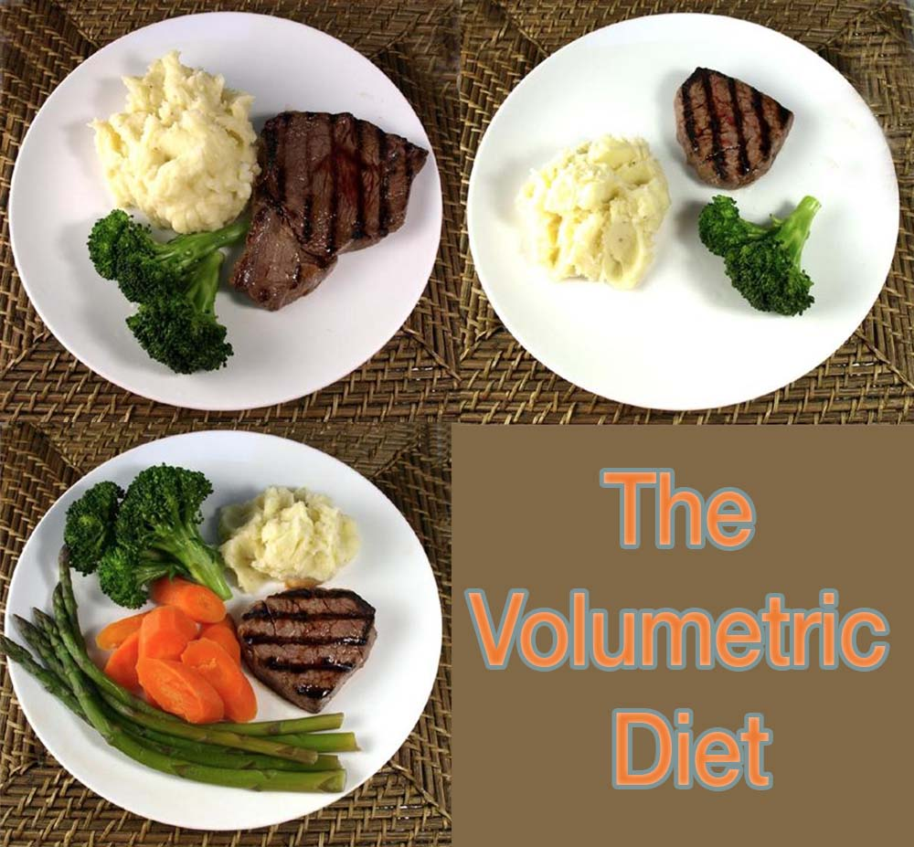 when was the volumetrics diet created