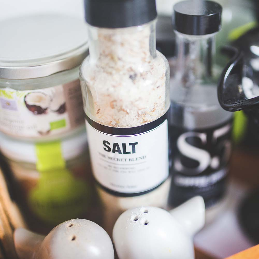 Low-salt diets may not be beneficial for all, study ...