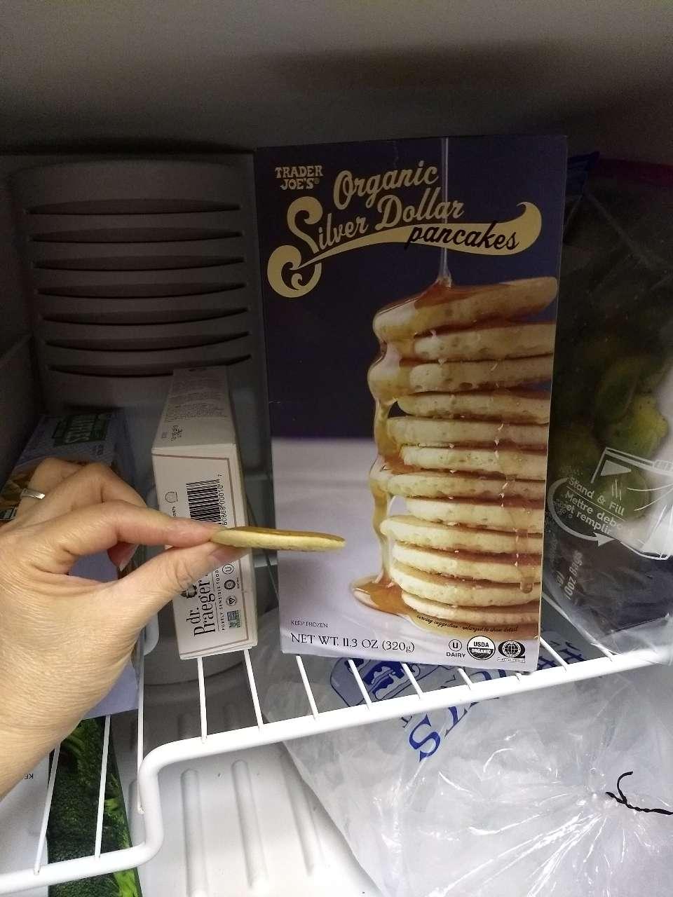 Trader Joe S Multigrain Baking And Pancake Mix Calories