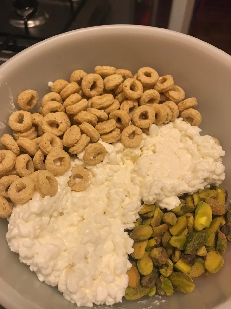 Carb  1 Cup Cascadian Farms Honey Os Cereal (110 Calories) Protein  1 Cup  No Salt Added 1% Cottage Cheese (180 Calo... | Fooducate Diet Motivation