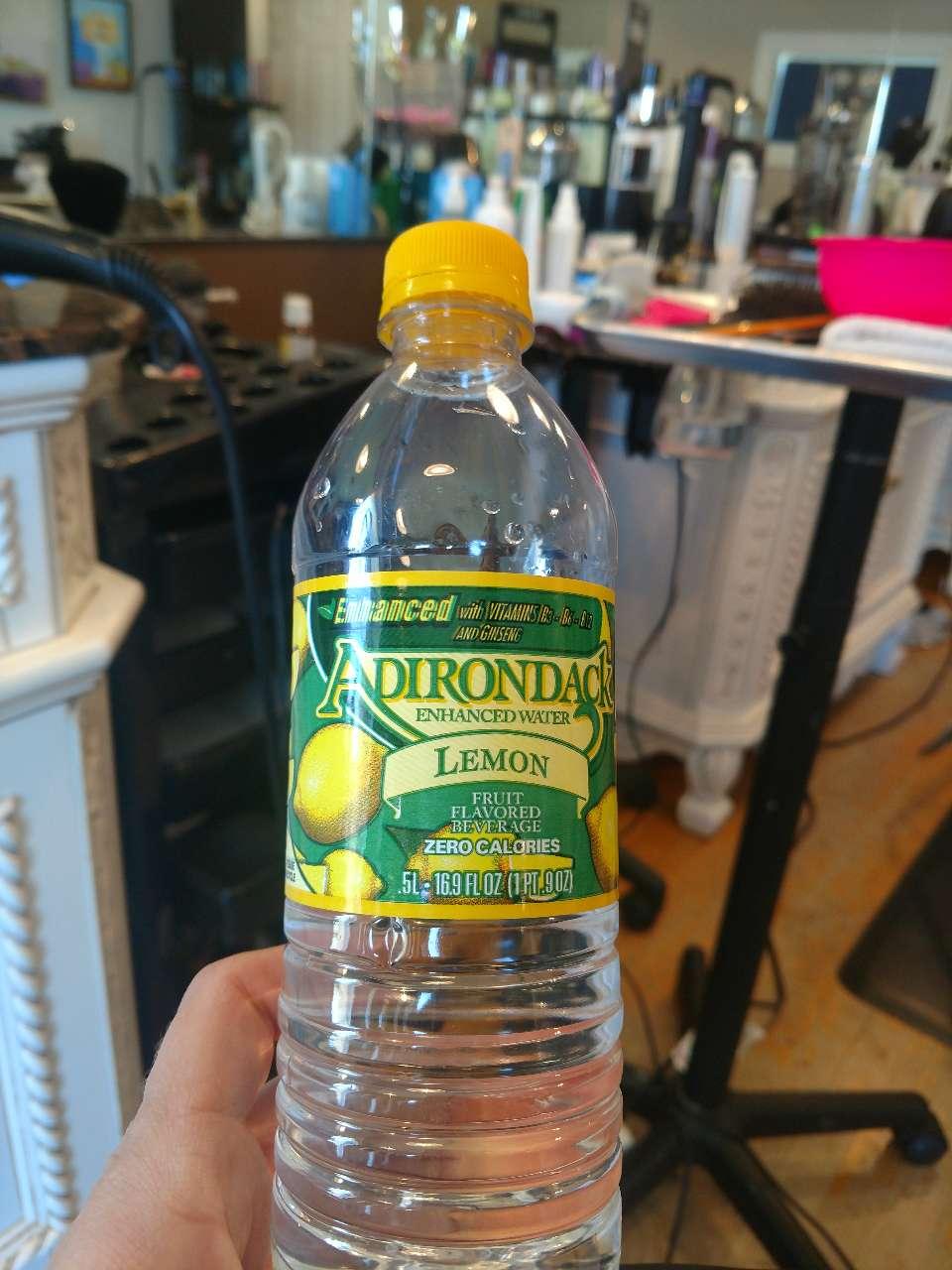 Adirondack Lemon Spring Water Calories Nutrition Analysis More