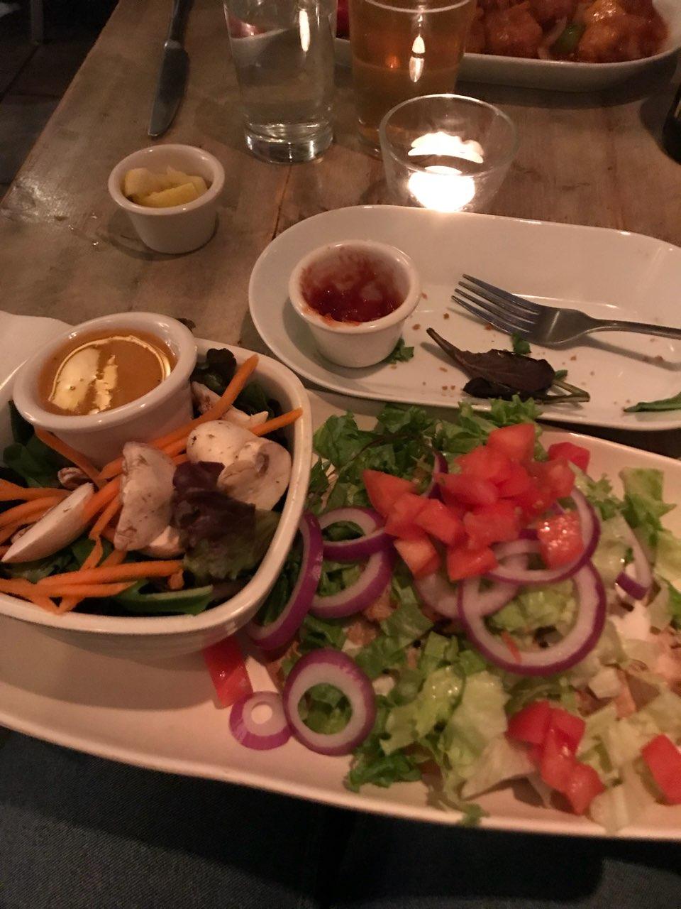 Red Bamboo Vegan Restaurant Nyc Best Vegan Shrimp Appetizer In The