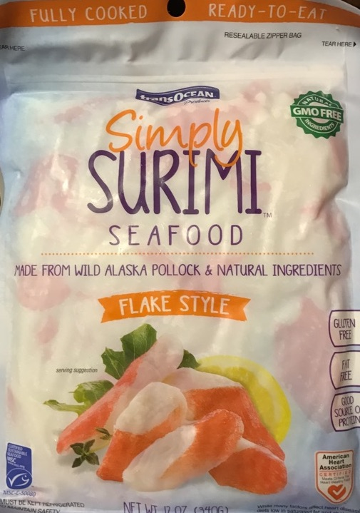 Surimi (Fake Crab) - 9 Things to Know | Fooducate