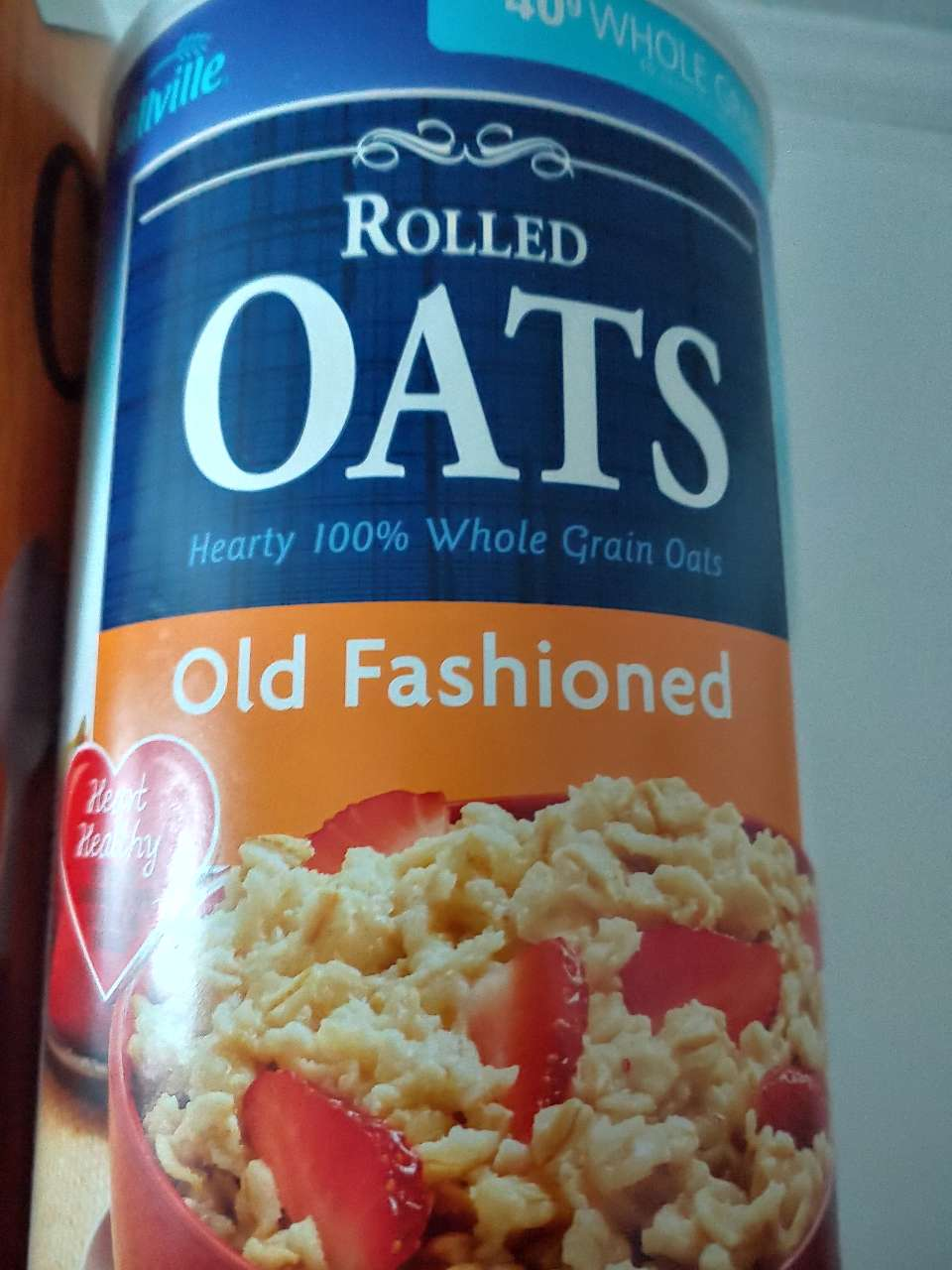Millville 100% Old Fashioned Oats