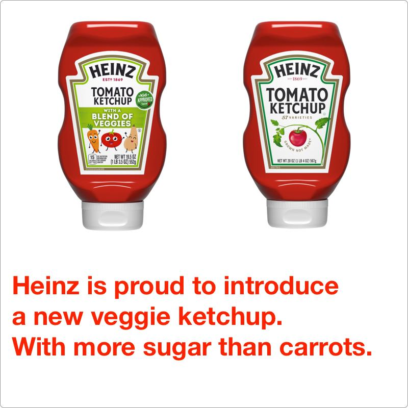 Blend of Veggies from Heinz