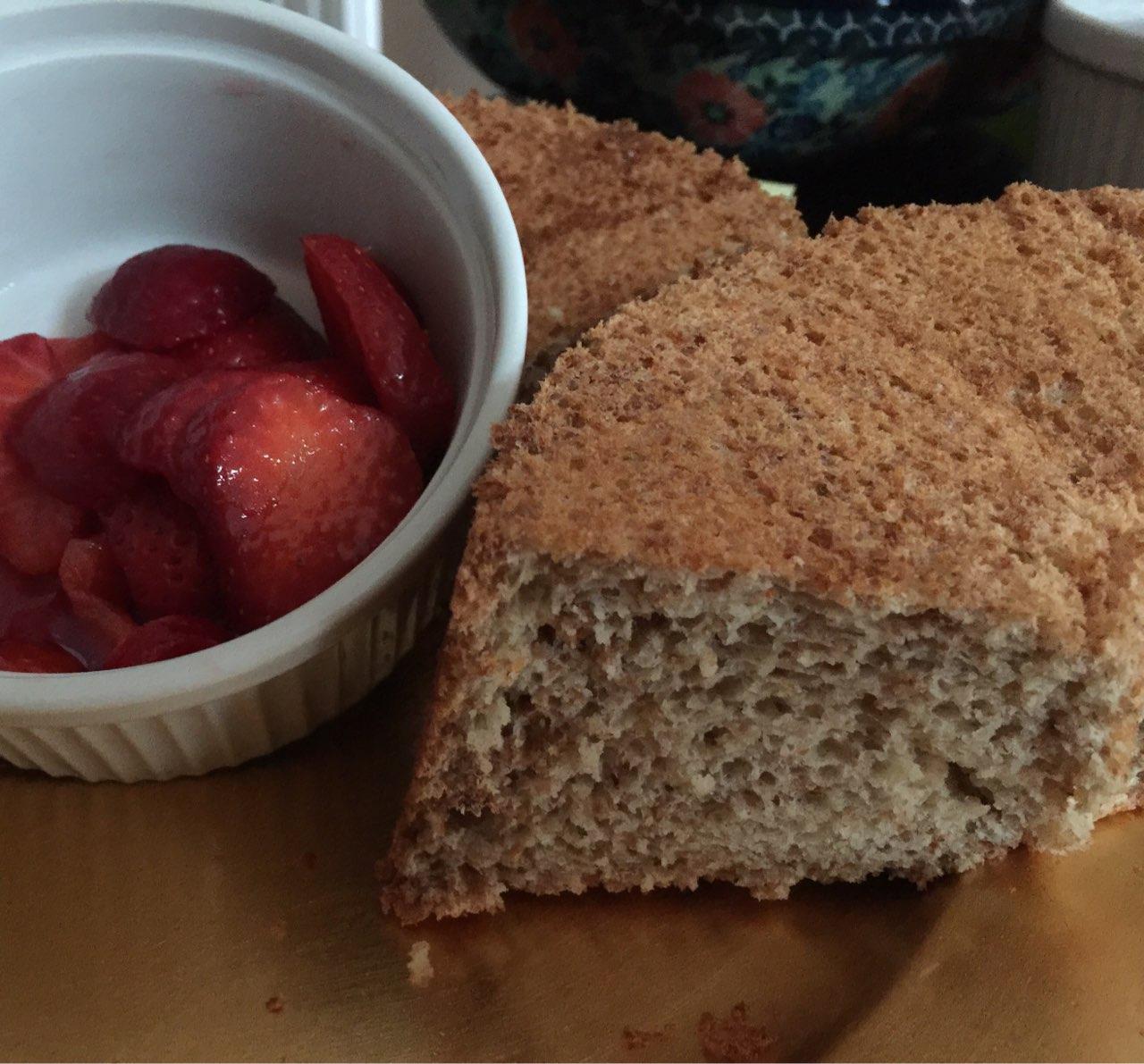 Angel Food Cake Recipe With Whole Wheat Flour