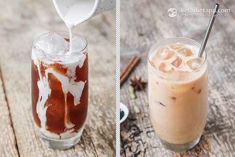 Keto Thai Tea Directions Calories Nutrition More