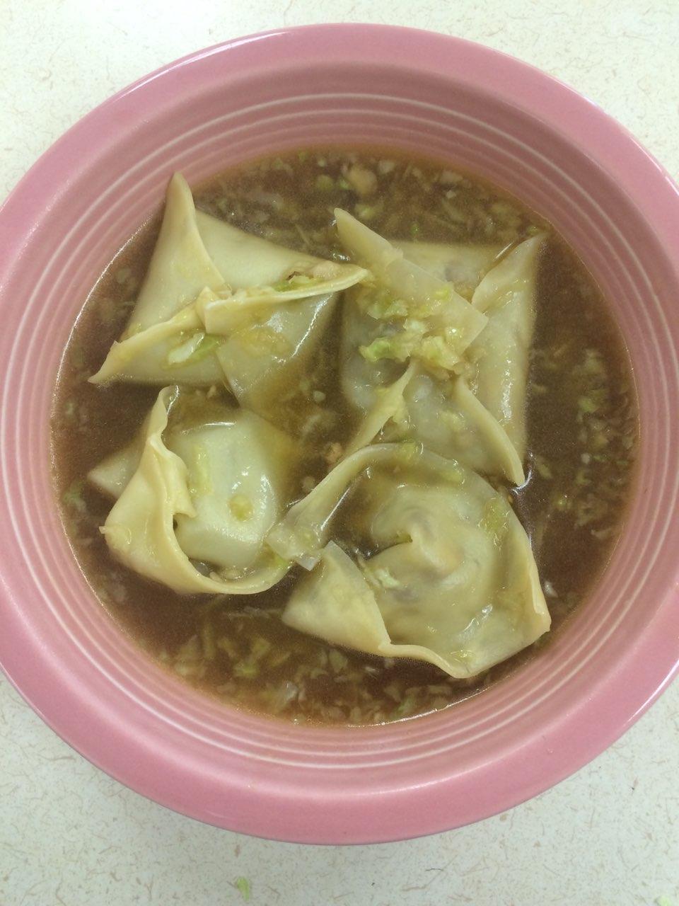 Wonton Soup Directions Calories Nutrition More Fooducate