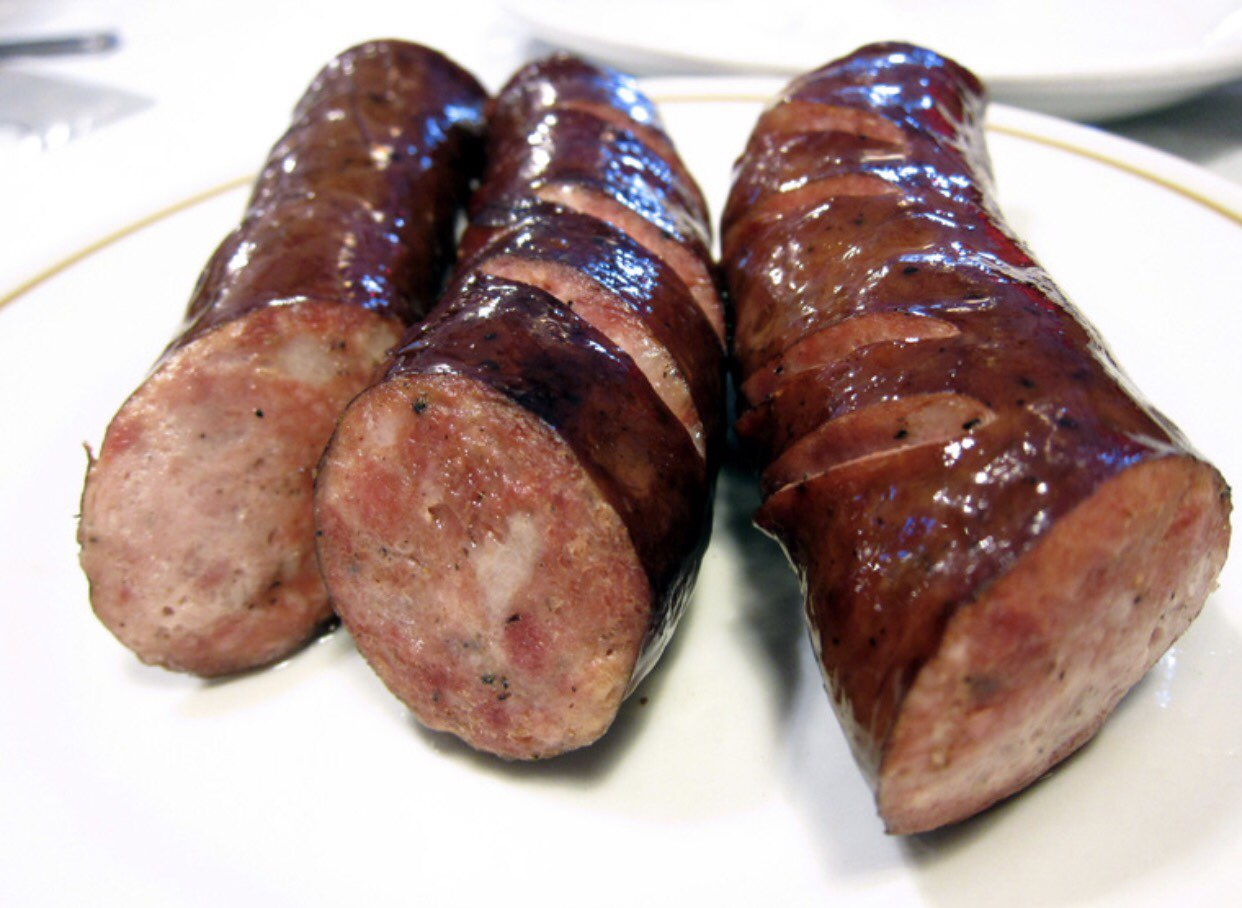 bbq kielbasa sausage: directions, calories, nutrition & more | fooducate