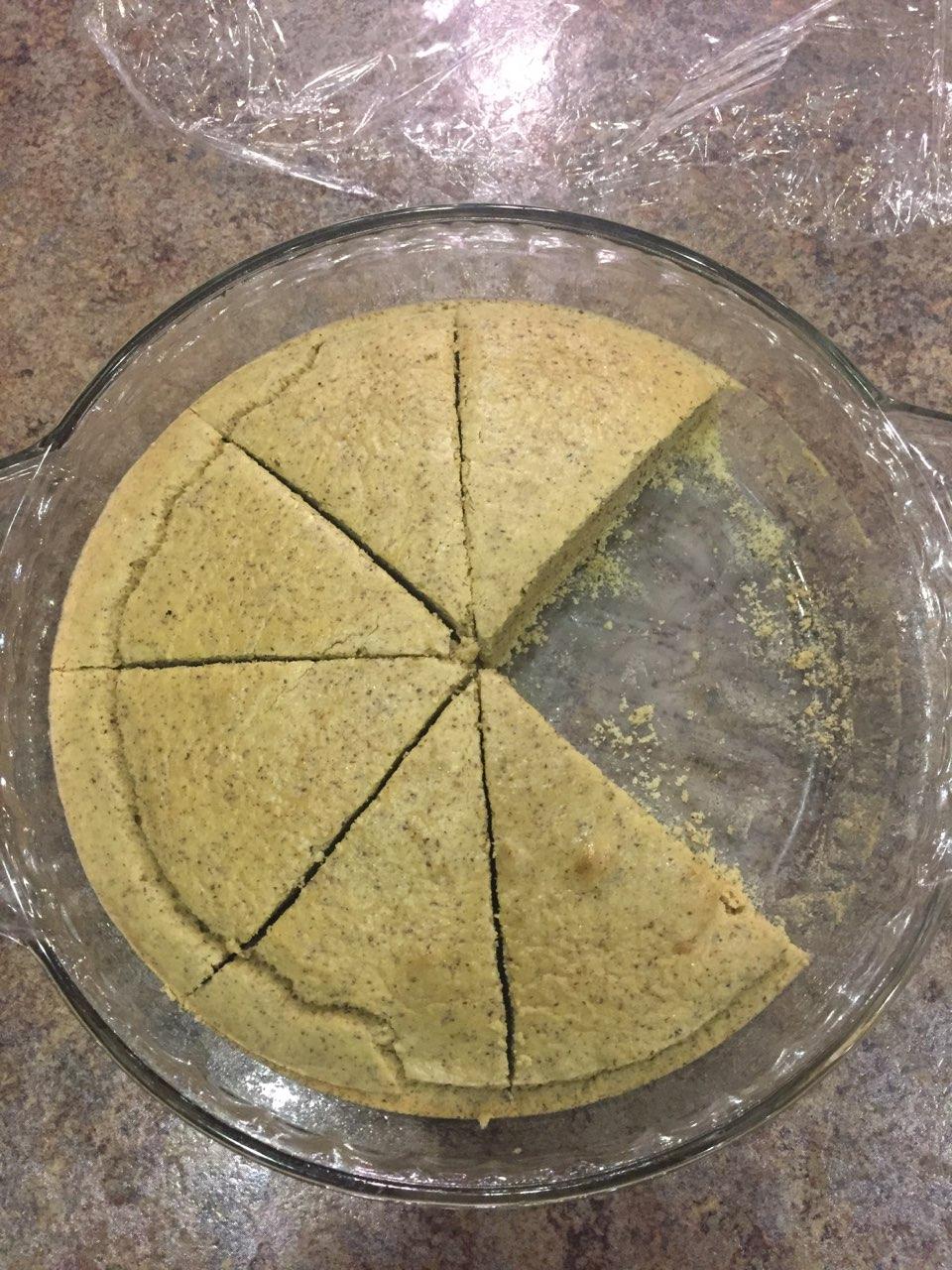 Elana's pantry low-carb cornbread: Directions, calories, nutrition ...