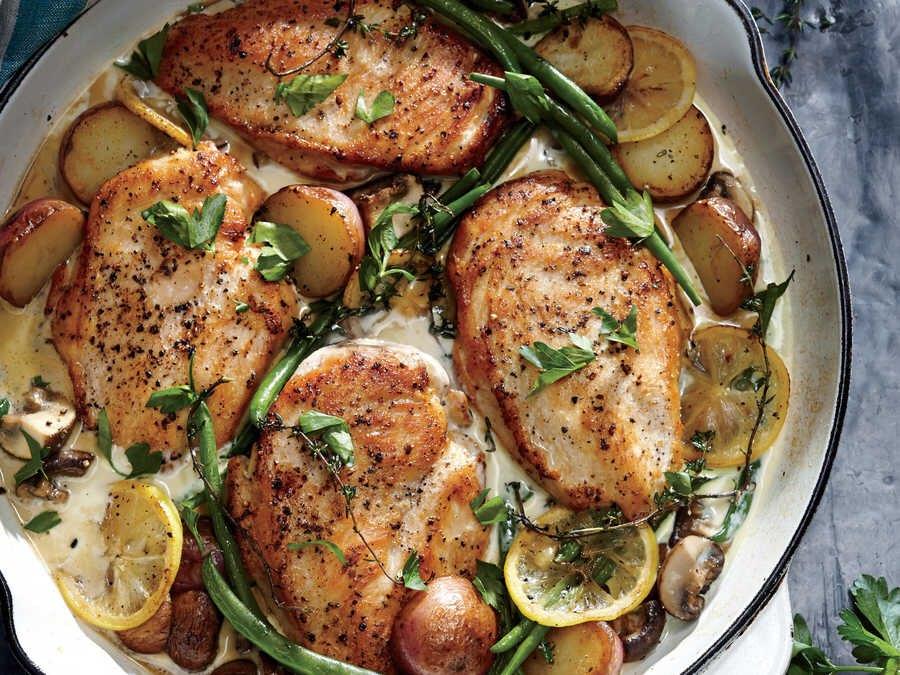 Whole Foods Orange Chicken Bowl