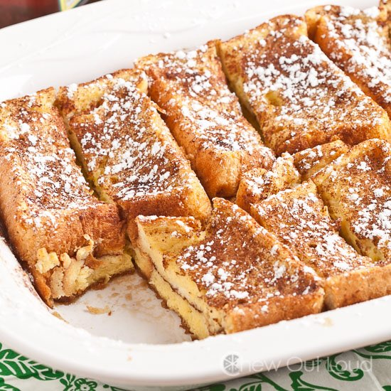 Texas French Toast Bake Directions Calories Nutrition More Fooducate