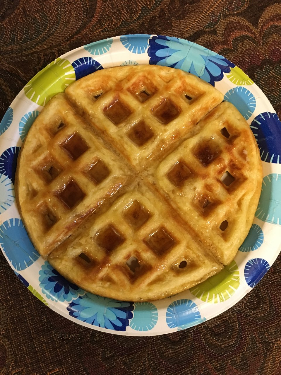 Betty Crocker Homemade Waffles Directions Calories Nutrition More Fooducate