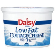 Beautiful Daisy Cottage Cheese,Pure U0026 Natural Low Fat 2% Milkfat Small Curd