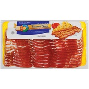 Full Circle Bacon All Natural Applewood Smoked Center Cut Uncured Calories Nutrition Analysis