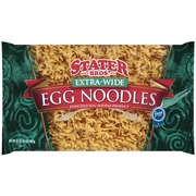 Stater Bros. Noodle Product,Extra-Wide Egg Noodles Enriched ...