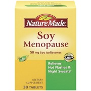 soy for menopause