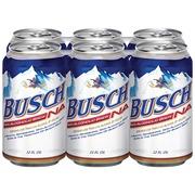 Busch Non-Alcoholic Beer,12 Oz