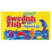 Swedish Fish Bags Candy,Original Soft & Chewy Aqua Life