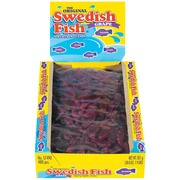 swedish fish boxes candy original soft chewy grape 480