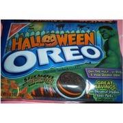 Oreo Oreo Halloween Orange Creme Cookies: Calories, Nutrition ...