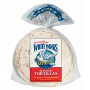 White Wings Tortillasflour 20 Ct Calories Nutrition Analysis