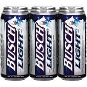 Busch Light Beer,16 Oz: Calories