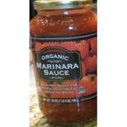 Trader joe 39 s organic marinara sauce calories nutrition for Trader joe s fish sauce
