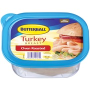Breast butterball turkey