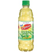 is lipton diet citrus green tea healthy