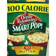 Smart Pop Butter Mini Bags