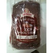 Arnold Whole Grains, 100% Whole Wheat Bread. nutrition grade A minus