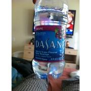 Dasani Grape Flavored Water: Calories