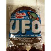 UFO chocolate ice cream sandwich: calories ...