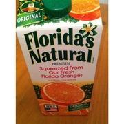 Florida S Natural Orange Juice No Pulp Calories Nutrition