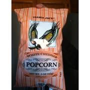 Trader Joe's White Cheddar Popcorn