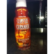 Trader Joe's Lactose Free Hazelnut Coffee Creamer: Calories, Nutrition Analysis & More | Fooducate